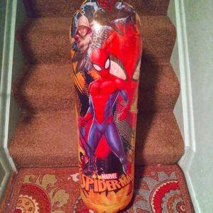 Spiderman punching bag BOGO❤